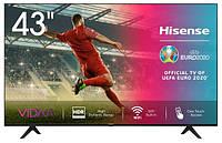 Телевизор HISENSE 43A7100F Smart TV UHD 4K 43 дюйма