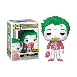Фигурка Funko Pop Фанко Поп ДС герои Джокер DC Heroes The Joker Hot Topic Exclusive 10 см DC J 170.174