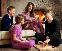 Термобелье для всей семьи от  ТМ Kifa