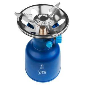 Примус туристичний газовий Даринка з п'єзопідпалом Греція (AG-3002)
