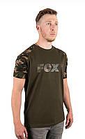 Футболка Fox CAMO Khaki Chest Print T-Shirt, фото 1
