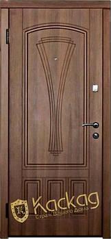"""Двері """"Стандарт """"E"""" Марсель, морений горіх 960 ліві, Аріко"""