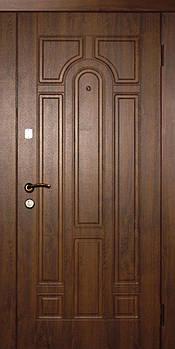 """Двері """"Стандарт """"FS"""" розет 110, VIN 960*1940 золотий дуб праві"""