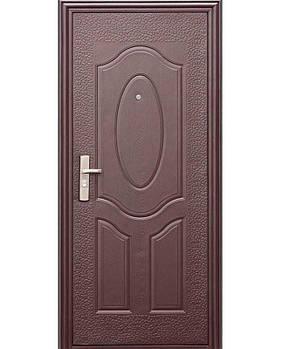 Двері мет. Е40М(860L) ФВ