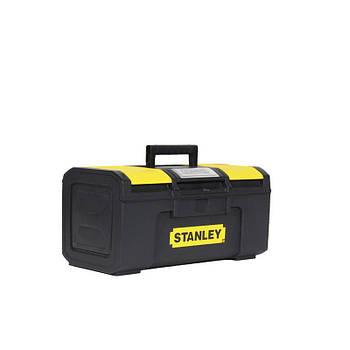 """Скринька для інструментів пластиковий Basic Toolbox 39,4 x 22 x 16,2 см (16"""") (1-79-216)"""