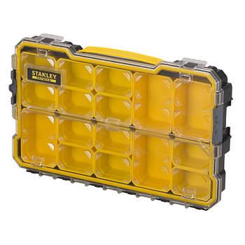 Інструментальний Ящик-органайзер пластиковий (43,2x26,7x6,4 см) профі (FMST1-75779)