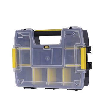 """Ящик -органайзер 29,5 x 6,5 x 21,5 см """"Sort Master Light"""" з бічними замками (для з'єднання єднання 3-х органайзерів"""