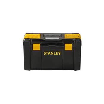 Скринька для інструментів 40x18,4x18,4 см «ESSENTIAL TB» пластиковий замок (уп.6) (STST1-75517)