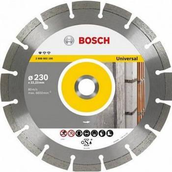 Алмазний диск ECO Універсальний 230-22,23 (2608615031)