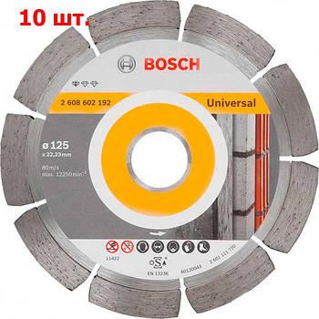 Алмазний диск ECO Універсальний 125-22,23 (2608615041)