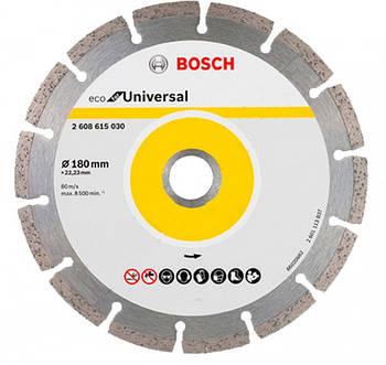Алмазний диск ECO Універсальний 180-22,23 (2608615030)
