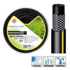 "Шланг 1/2"" CRISTAL BLACK( 50м-бухта)"