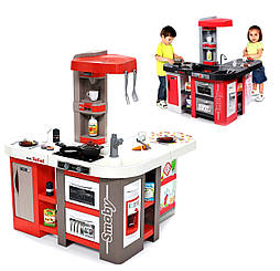 Інтерактивна кухня Smoby Toys Tefal Studio велика червона (311025)