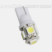 Светодиодная габаритная лампа T10-5050-5SMD