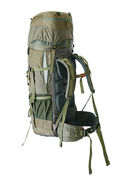 Рюкзак Ragnar 75+10 зелений Tramp (TRP-044-green)