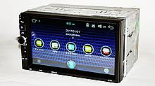 Автомагнітола Mirror link 8701 Android 8 з Bluetooth Gps TF USB MP3 2DIN з виходом під камеру заднього виду