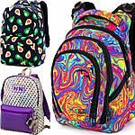 Подростковые рюкзаки для девочек