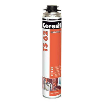 Монтажна піна Cerezit TS62 PRO 750 мл (626503)-12