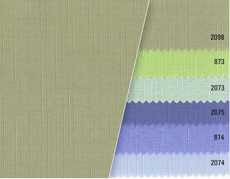 Рулонная штора ткань ЛЕН 3