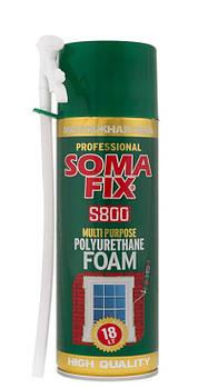 Піна монтажна SOMA FIX ручна 300 мл всесезонна (S800)