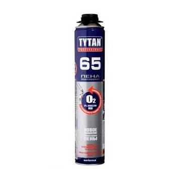 Професійна піна GUN B3 750мл Tytan О2 65