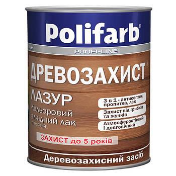 Лазур Древозахист каштан 0,7 кг