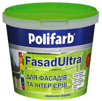 ФасадУльтра білий 1,4 кг