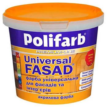 УніверсалФасад фарба база середня 1 л