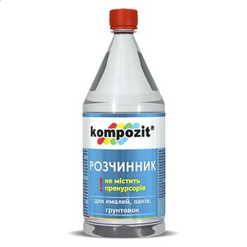 """Розчинник """"Kompozit"""" (0,5 л)"""