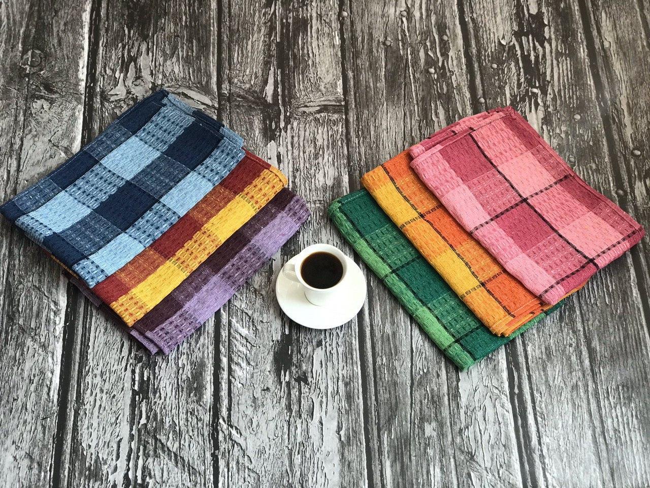 Кухонные полотенца (12 шт.)