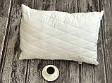 Подушка для сну холлофайбер 70 х 50, фото 2