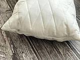 Подушка для сну холлофайбер 70 х 50, фото 4