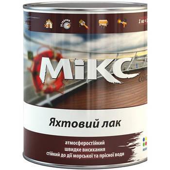 """Лак яхтний уретан. глянц. 3л (2,3 кг) (94052) """"МІКС"""""""