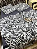 Качественное постельное белье Инфинити (двойка), фото 2