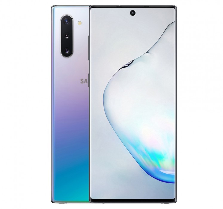 Samsung Galaxy Note 10 Plus (256gb) Aura Glow