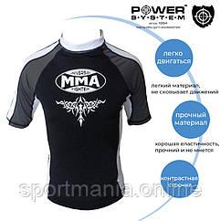 Рашгард для MMA Power System 003 Scorpio L Black/White
