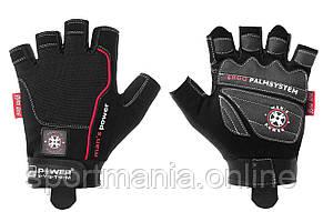 Перчатки для фитнеса и тяжелой атлетики Power System Man's Power PS-2580 Black S