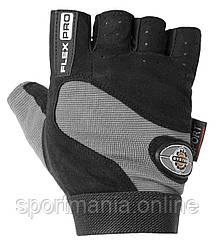 Перчатки для фитнеса и тяжелой атлетики Power System Flex Pro PS-2650 Black S