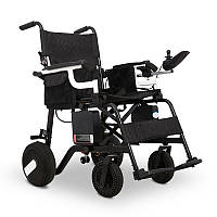 Легкий складний електричний візок для інвалідів MIRID D6030 (Батарея ємність 10 Аг)
