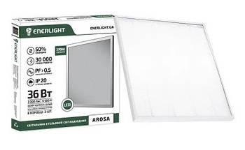 Світильник стельовий світлодіодний ENERLIGHT AROSA 36Вт 6500К OP