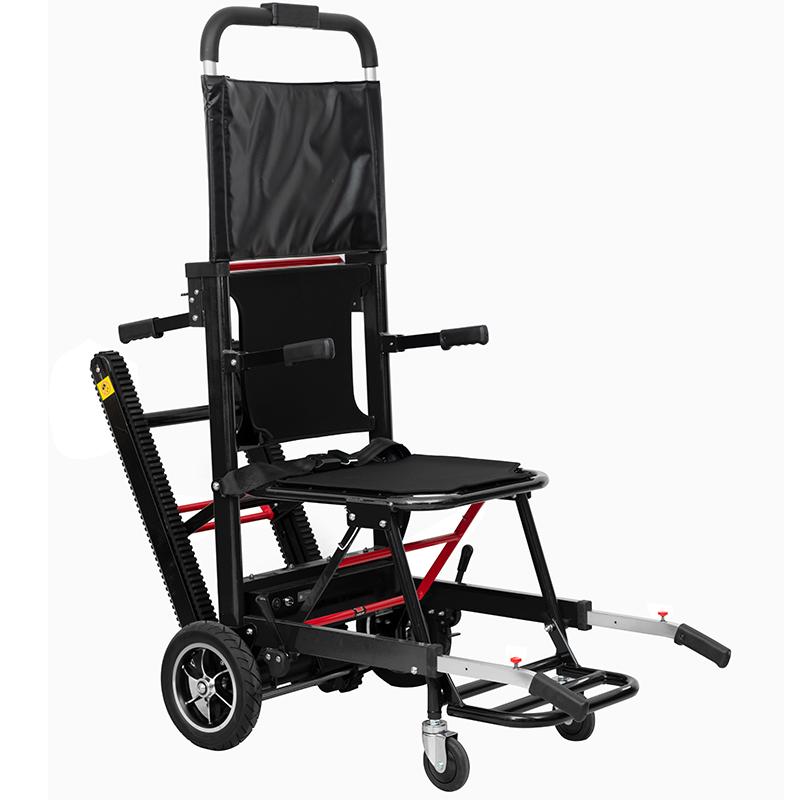 Сходовий підйомник для інвалідів MIRID SW03. Збільшені задні колеса.