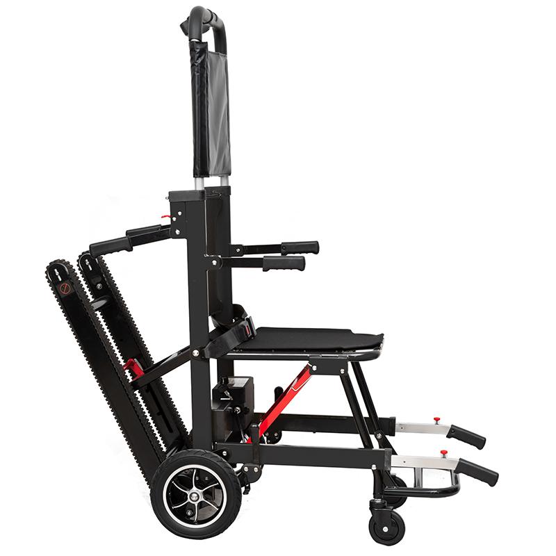 Лестничный подъемник для инвалидов MIRID SW01. Увеличенные задние колеса. Регулировка скорости.