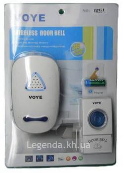 Дзвінок дистанційний мережевий V025a