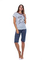 Пижама женская комплект-двойка ASMA 100300
