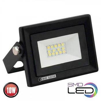 Прожектор SMD LED 10W 6400K ІР65 800Lm/ Pars-10