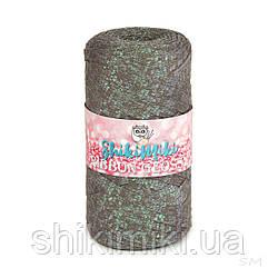 Трикотажный плоский шнур Ribbon Glossy, цвет Тауп