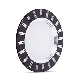 Світильник світлодіодний AL779 5W чорний 4000K (4989) (Feron)