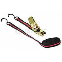 Стрічка для стяжки багажу, 6 мх 50 мм Technics 52-408 | лента багажа