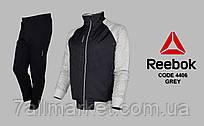 """Спортивний чоловічий костюм REEBOK,(8цв.) р-ри S-2XL """"REMAIN"""" купити недорого від прямого постачальника"""