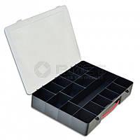 Органайзер великий 36х25х5,5 см 52-624 Technics // Органайзер с ручкой